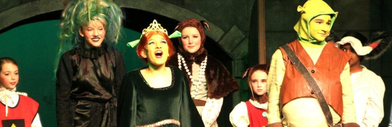 Shrek- Fiona singing