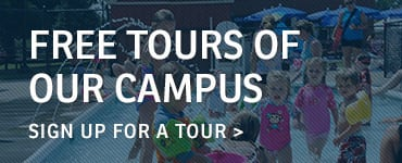 Free tours of our campus