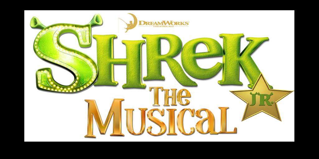 Shrek The Musical Logo