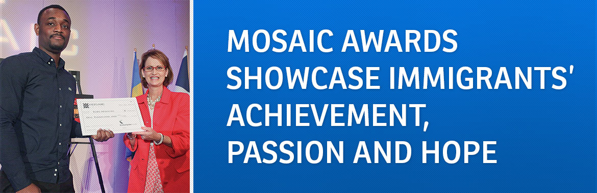 2014 MOSAIC Awards