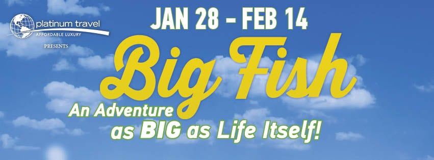 CenterStage's Big Fish is a Whopper of a Tale