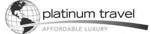 Platinum Travel Logo k