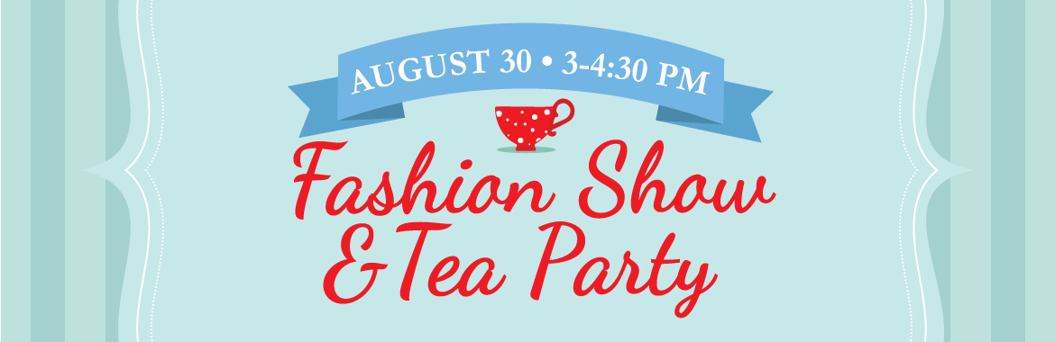 Fashion Show and Tea for Girls Focuses on High Holidays