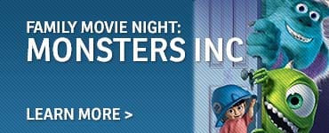 Family Movie Night – Callout