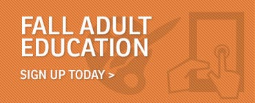 fall adult education classes-callout
