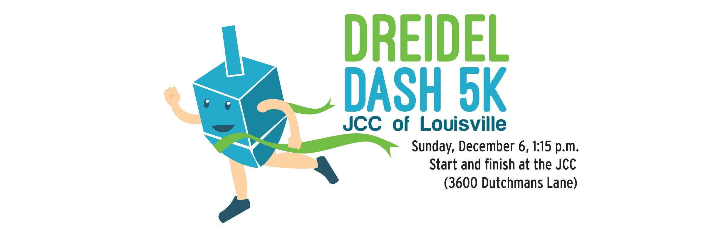 Dreidel Dash to Challenge Runners in December
