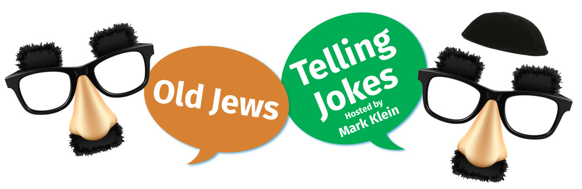 "J Arts and Ideas Presents a Night of Humor with ""Old Jews Telling Jokes"""