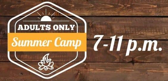 camp event temp