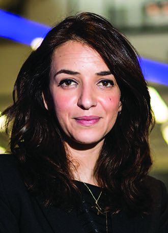 First Female Arab Woman Anchors Israeli TV | Jewish Community of