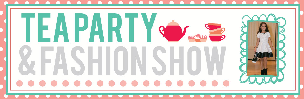 Moms, Daughters Invited to PJ Library's Tea and Fashion Show