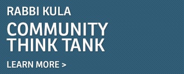 Rabbi Kula-community think tank