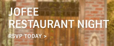 JOFEE Restaurant Night callout