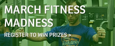 March Fitness Madness Callout