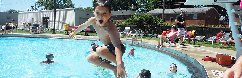 Summer Splash at The J