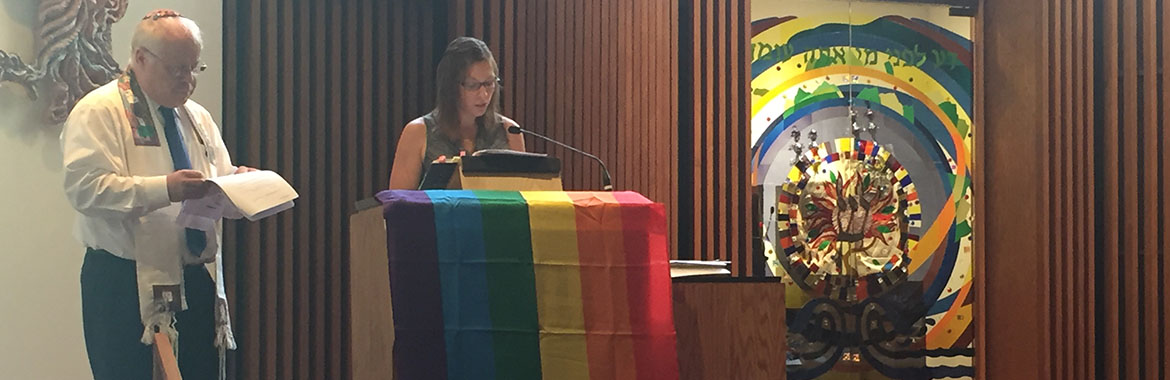 Equality Shabbat – celebration of diversity – needed now as much as ever, rabbi says