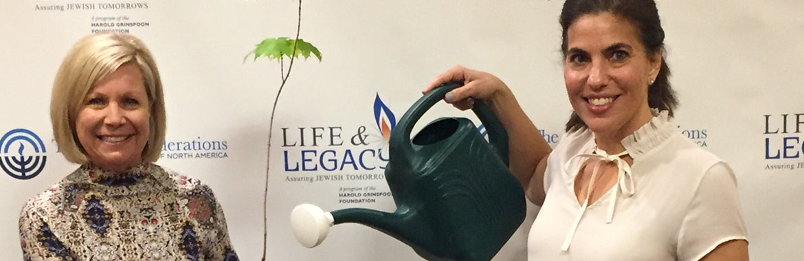 JCL makes case to community for LIFE & LEGACY commitments