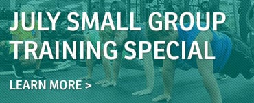 Small Group Training Special callout