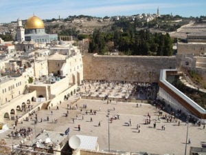 JCL responds to Israeli government decision to rescind pluralistic Western Wall agreement