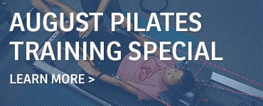 Pilates Training Special-Callout