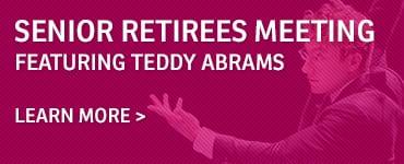 Senior Retirees Feat. Teddy Abrams Callout