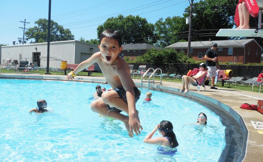 Family Pool Closes for Season