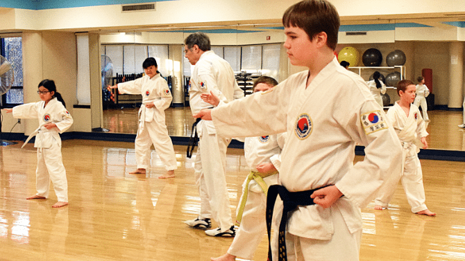 It is not too late to join Tae Kwon Do at The J