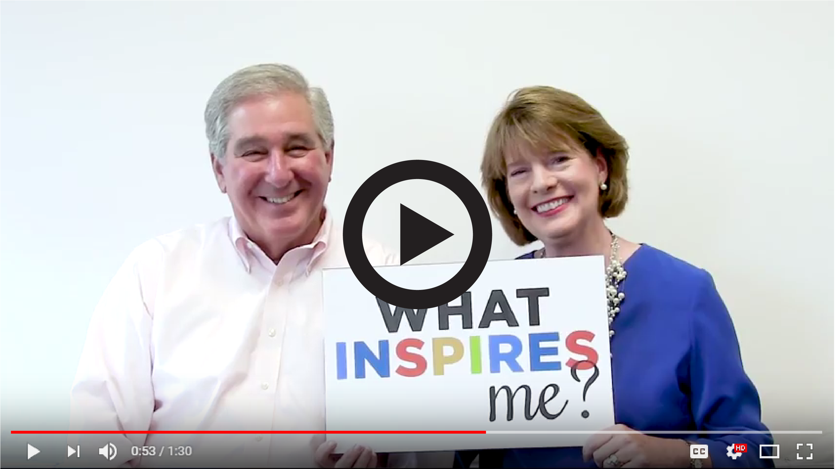 Learn what Inspires Our Campaign Co-Chairs