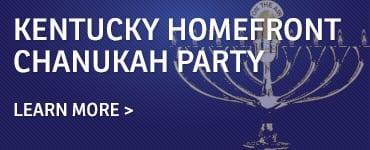 kentucky homefront chanukah party