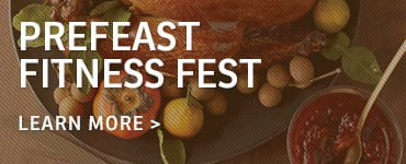 PreFeast Fitness-callout