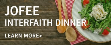 JOFEE Interfaith Dinner-January