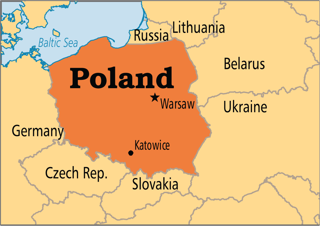 poland countries of the world