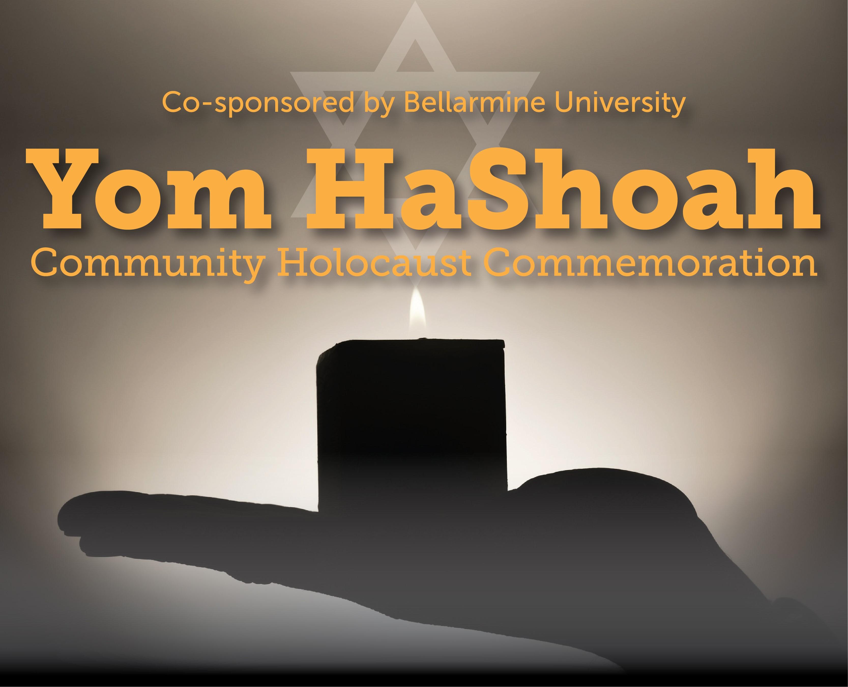 Yom HaShoah: Community Holocaust Commemoration