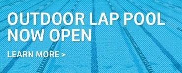 Lap pool opening