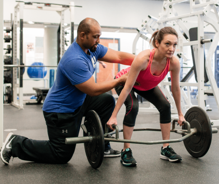 Save 5% on ALL Personal Training Packages in May!