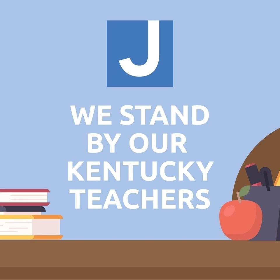 The J LOVES Our Teachers!