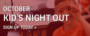 October Kid's Night Out