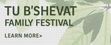 Tu B'Shevat Family Festival callout