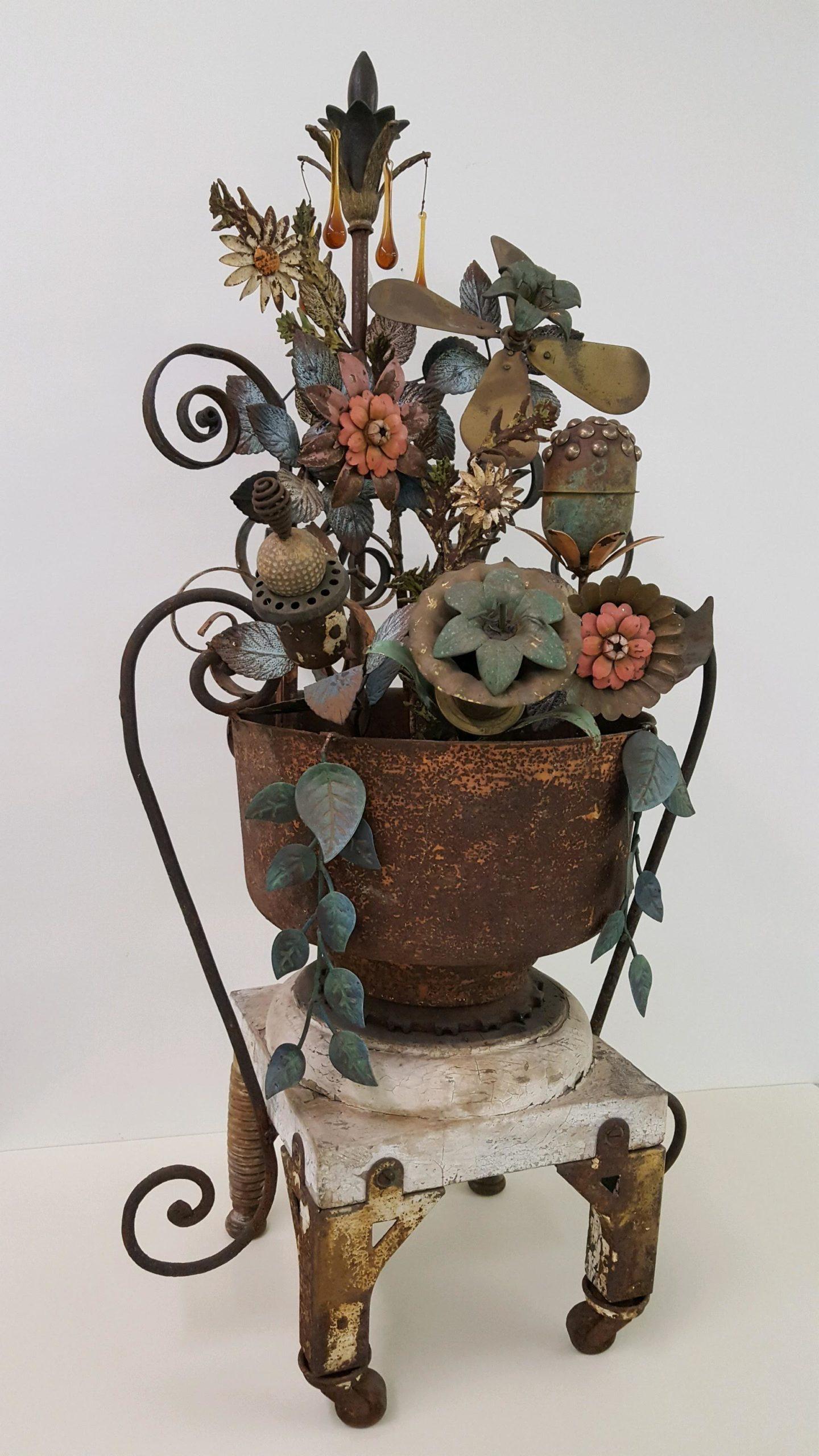 4e. R.Michael Wimmer_Cultural Fragment Bouquet