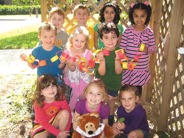 temple preschool louisville goldie visits the temple preschool community of 950